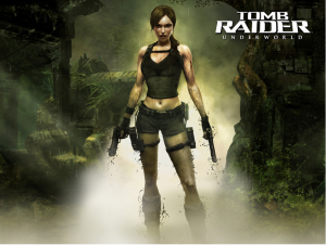Tomb Raider The Game